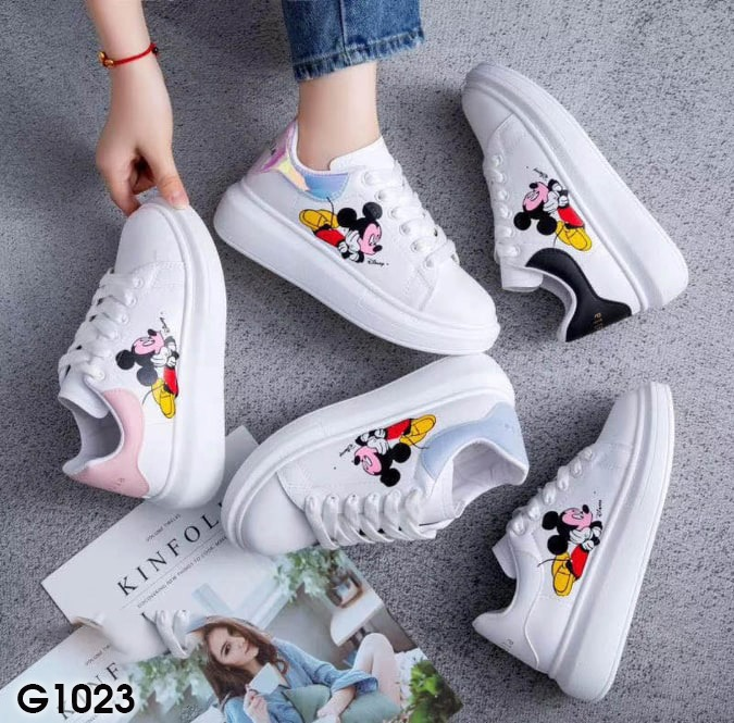 GIÀY THỂ THAO MICKEY G1023